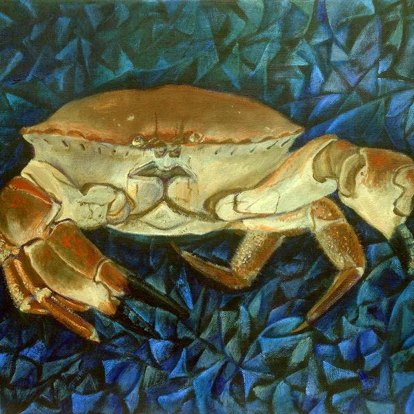 Brown Crab 3