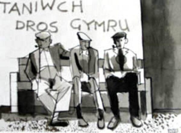 Taniwch Dros Gymru