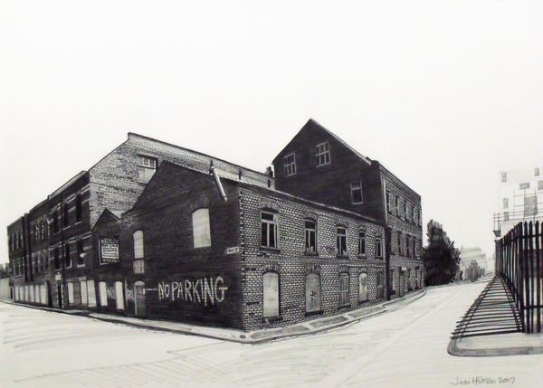 No Parking on Silk St., Ancoats