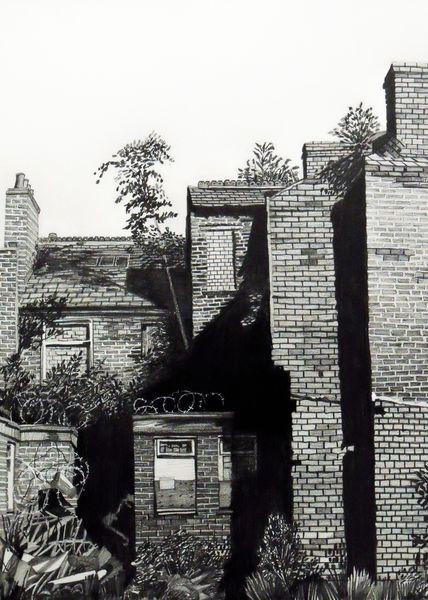 Back Yard 3, Ancoats
