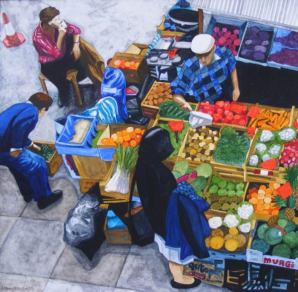 Market Stall, Cornerhouse