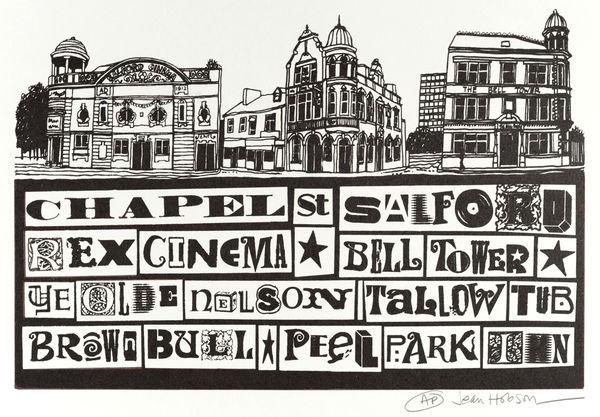 Chapel Street, Salford
