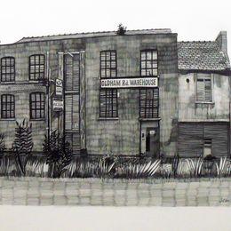 Oldham Road Warehouse