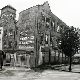Textile Factory, Ancoats