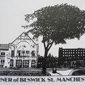 Corner of Beswick Street