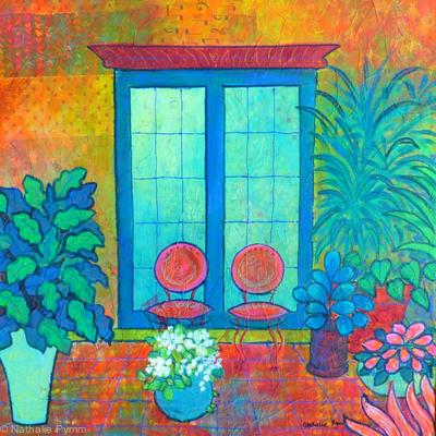 Tropical Doorway