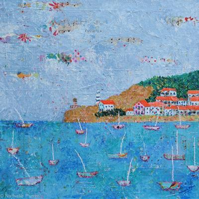 Bobbing along in the Med