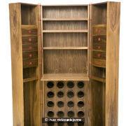 Wine Cabinet (detail)