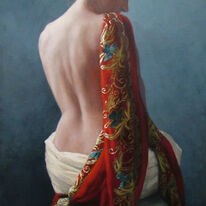 Scarlet Silk