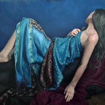 'Azure Silk'