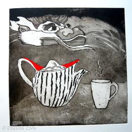 zambeezi teapot and monster