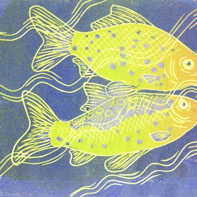 Two carp