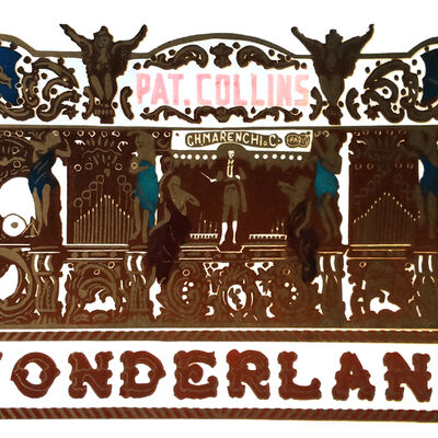 Wonderland Fairground Organ