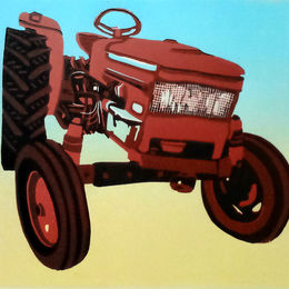 'Old Fergie Tractor'
