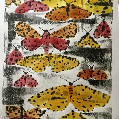 Cinnamon Moths