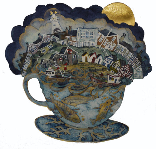 storm in a Southwold teacup