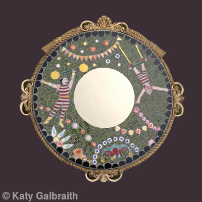Circus Mirror Commission