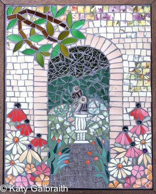Paolozzi's Garden (Imagined)
