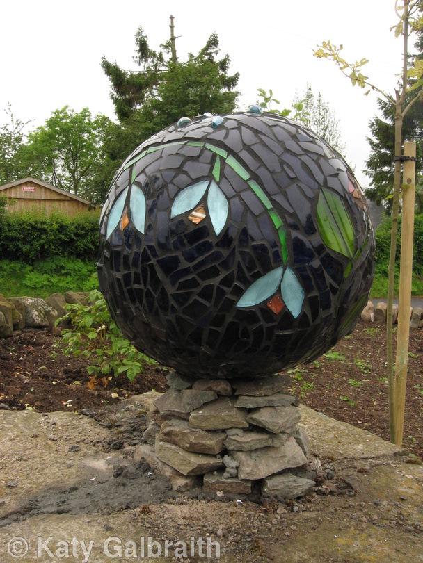 Pillar Top Balls Commission