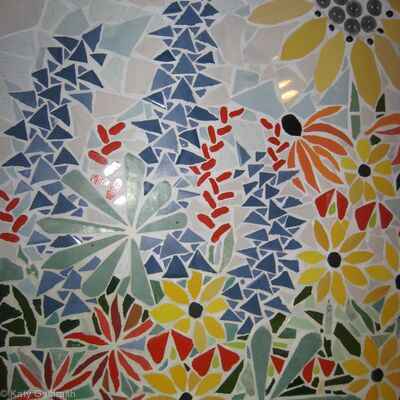 Tiled Kitchen Mosaic