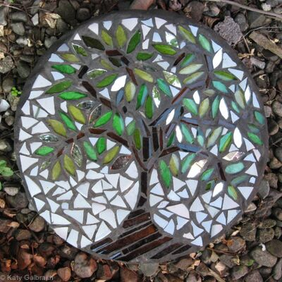 Tree Stepping Stone