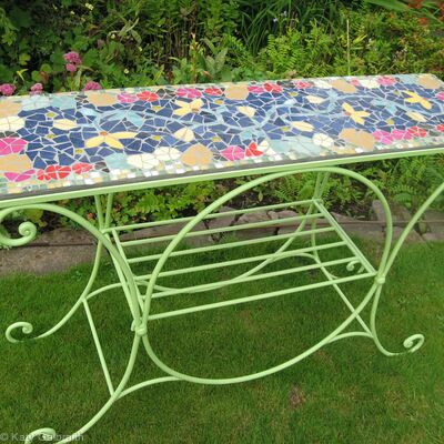 Nasturtium Table