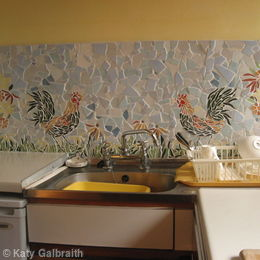 Chicken Splashback