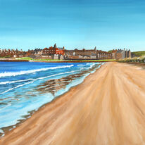 St Andrews Seascape