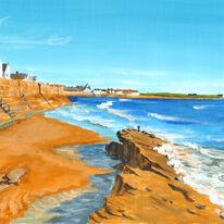 Rocky Beach, Elie