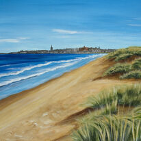 Sand Dunes, St Andrews