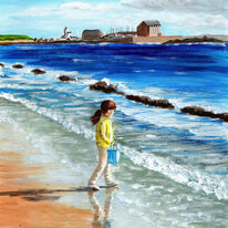 Fetching Water, Elie