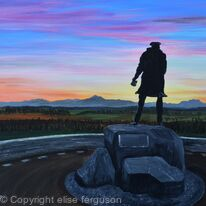 David Stirling Sunset