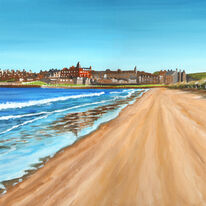 St Andrews Seascape