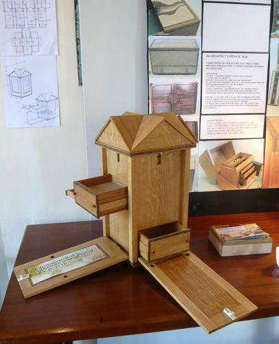 Tim Phillips 'An Architects Private Box'