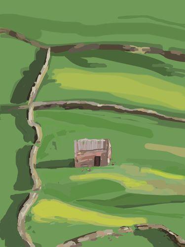 Nigel kerry green hill