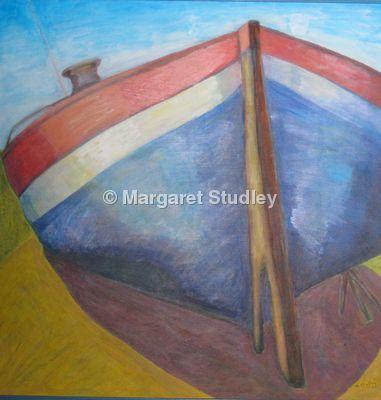 Fishing Boat, East Runton