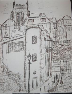 Cromer - sketch