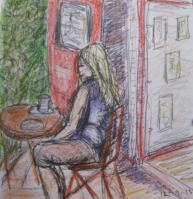 Tea Shop, Anduzes