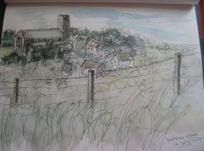 View to Salthouse Church