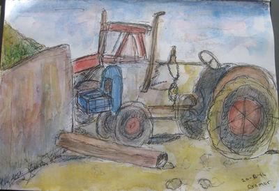 Cromer Tractor