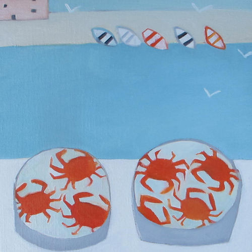 Crabs on the Quay