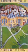 brighton festival poster 1999