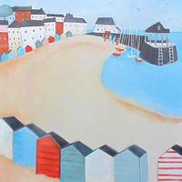 Broadstairs Beachhuts