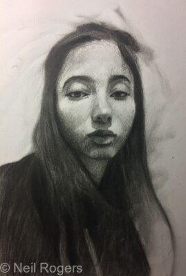 Portrait of Hadar