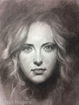 Portrait of Kaela