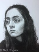 Portrait of Meral