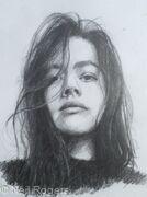 Portrait of Sonja