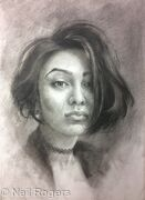 Portrait of Diana