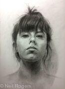 Portrait of Juliette