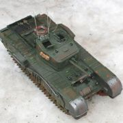 British Army Churchill Tank